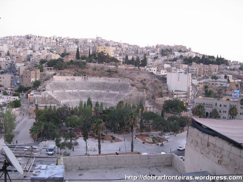 Anfiteatro de Ammam
